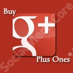 Buy Google Plus Ones