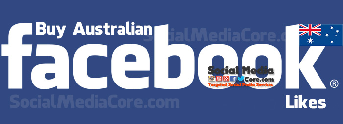 Buy Australian Facebook Likes