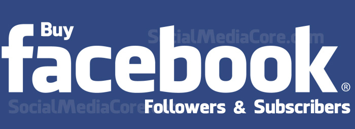 Buy Facebook Followers & Subscribers
