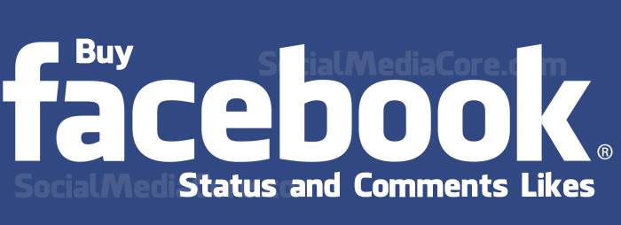 Buy Facebook Status comment Likes