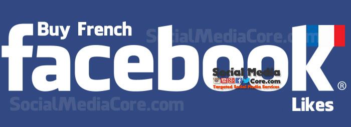 Buy Facebook Likes France