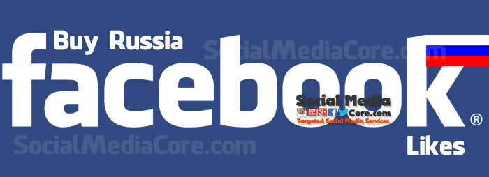 Buy Russian Russia Facebook Likes