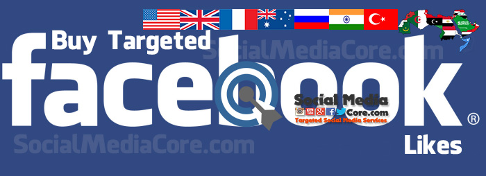 Buy Targeted Facebook Likes - Get Cheap Facebook Like
