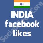Facebook Likes India