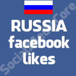 Buy Facebook Likes Russia