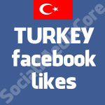 Turkey Facebook Likes