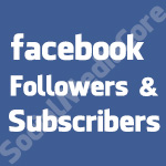 facebook followers and subscribers