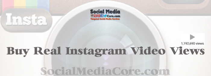 Buy YouTube Video Views And Increase Video View on your Instagram Profile