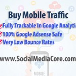 Buy Targeted Mobile Traffic