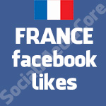 French France Facebook Likes