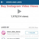 Buy Real Instagram Video Views Cheap